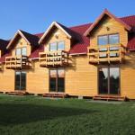 wakacje rusinowo komfortowe domki nad bałtykiem