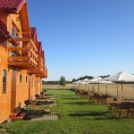 komfortowe domki nad bałtykiem rusinowo noclegi